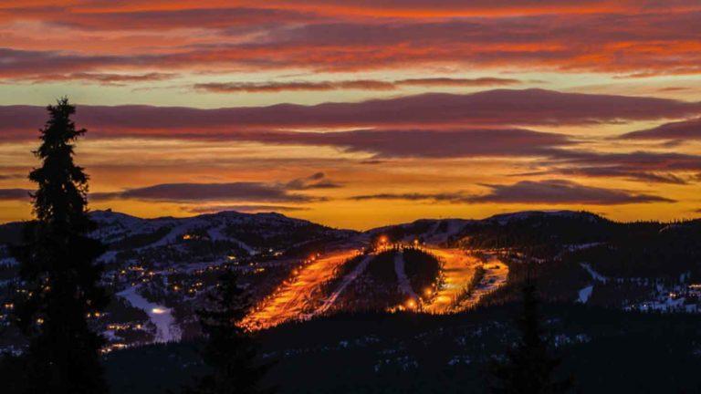 Nesfjellet Alpint - et komplett skiaanlegg kun 2 timer fra Oslo